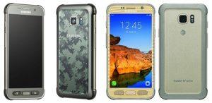 Le Galaxy S7 Active se révèle en images
