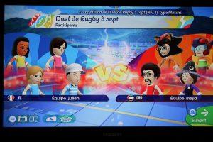 Mario et Sonic Rio 2016, Wii U