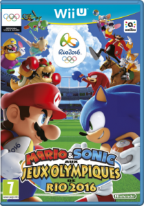 Mario et Sonic aux JO de rio