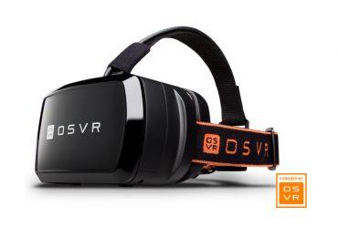 HDK 2, le casque VR open source à double écran
