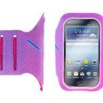 Brassard Smartphone rose
