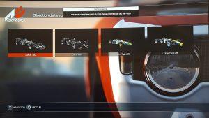 Assetto Corsa Formule 1 Lotus historiques