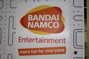 Stand Bandai Namco