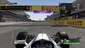 F1 2016 hotlap