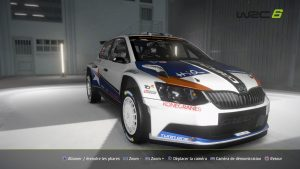 WRC 6 FABIA R5