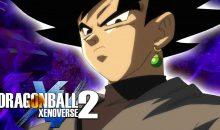 [Xenoverse 2] Goku Black Rosé de Dragon Ball Super débarqué !