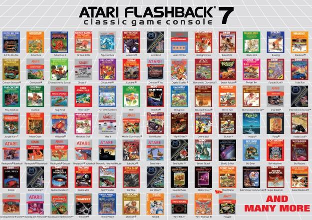 Atari Retro Flashback 7