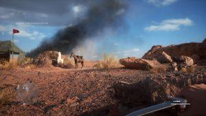 Battlefield 1 Moyen Orient