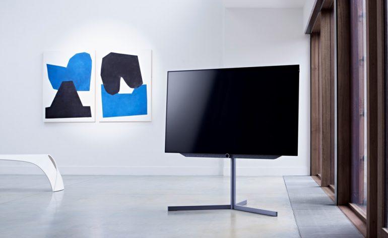 Loewe Bild 7 récompensé au German Design Award