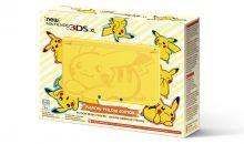 Une New 3DS XL Pikachu édition annoncée