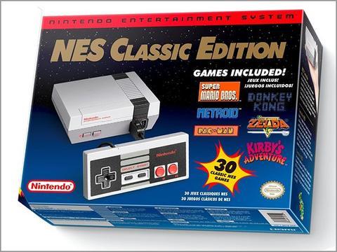 Pack Nintendo Nes Mini