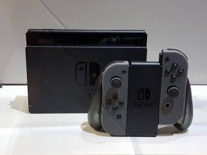 Nintendo Switch jeux