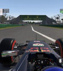 Formule 1 : tour de circuit de Melbourne onboard en Red Bull [F1 2016]