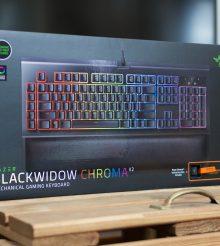 Test du Razer Blackwidow Chroma V2 – Switch Orange