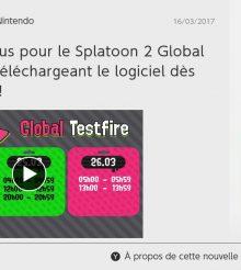 [Nintendo Switch] Jouez à Splatoon 2 gratuitement à 20H00 ce soir !