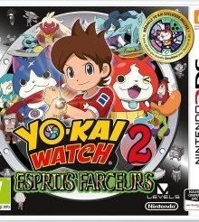 Yo-Kai Watch 2 édition spéciale : date de sortie et précommandes