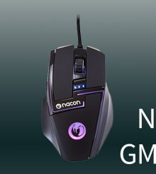 Test : Souris Nacon GM-350L le meilleur rapport qualité prix ?