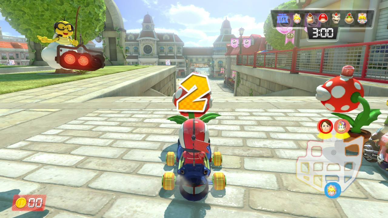 mario kart 8 deluxe every go sur nintendo switch le mag jeux high tech. Black Bedroom Furniture Sets. Home Design Ideas