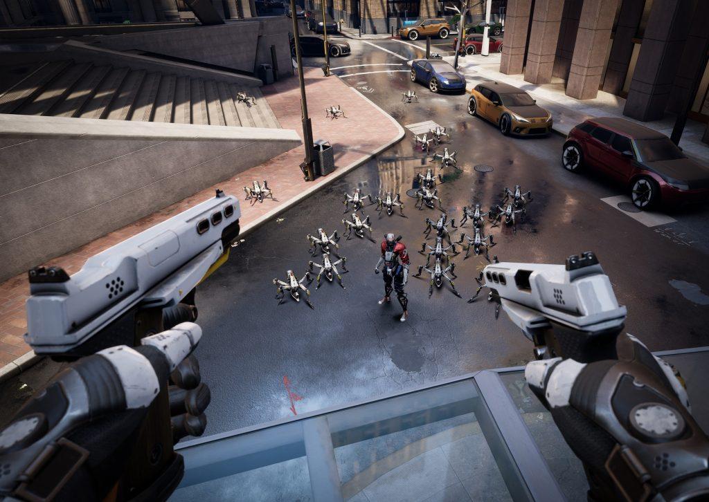 Test & Vidéo Test : Robo Recall, un FPS en réalité virtuelle impressionnant
