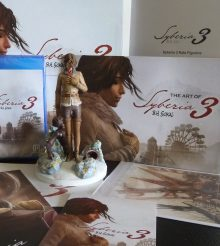 [Unboxing] Syberia 3 édition collector