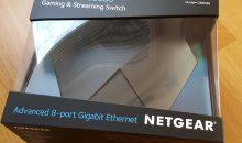 Test du Switch Netgear Nighthawk S8000