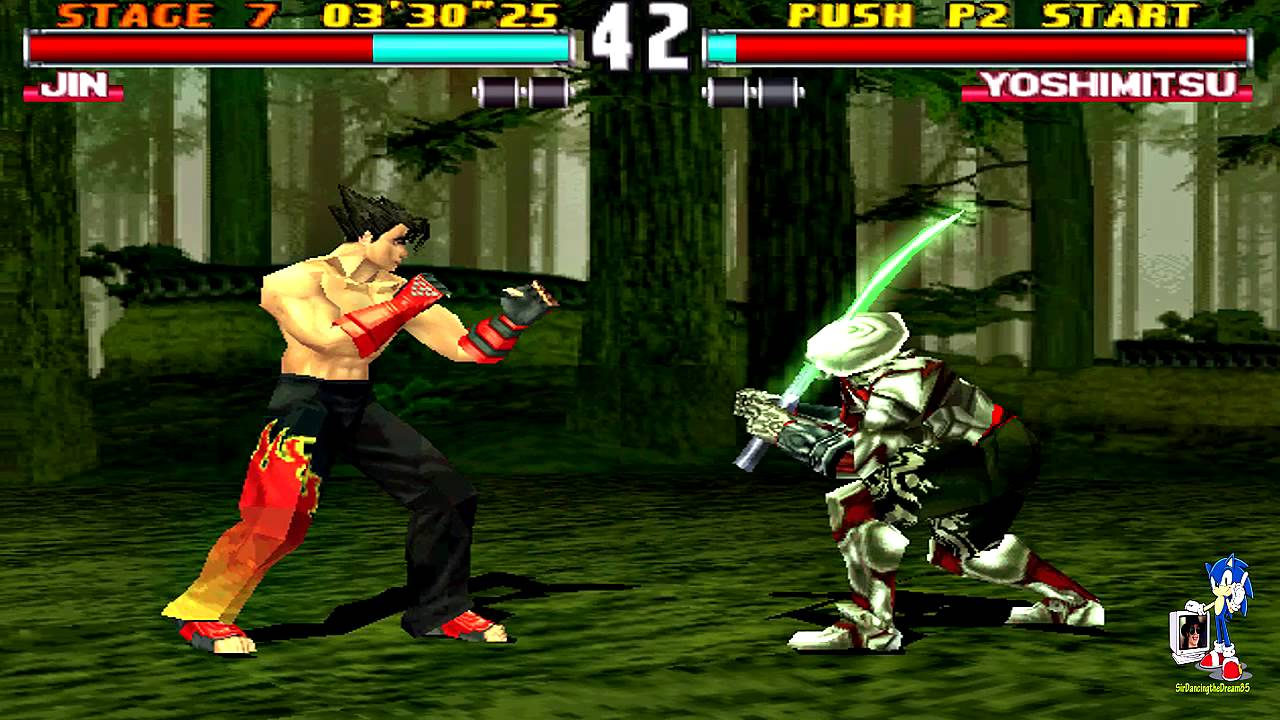 Tekken 7 : un ''previously on'' sauce 8-bits