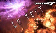 Test de Tekken 7, suite d'un conflit familial