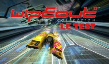 Wipeout Omega Collection : Le test