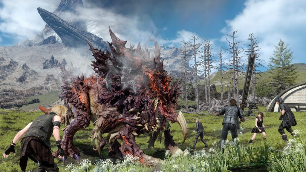Final Fantasy XV arrive sur PC pour début 2018