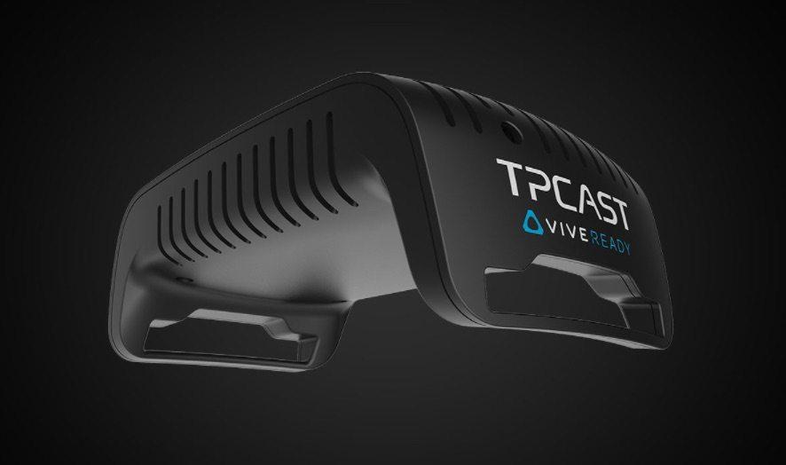 TPCast le sans-fil pour HTC Vive arrive en France